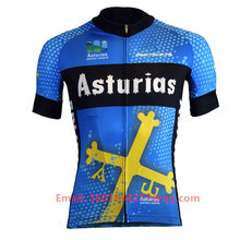Racing mtb champion 2020 NESTA mens team cycling clothing ciclismo bike jersey ASTURIAS Winter long sleeve sportswear bib short(China)