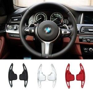 for BMW F20 F21 F22 F23 F45 F30 F31 F34 F10 F11 F07 F01 F02 F15 F16 F48 F39 F26 Steering Wheel Shift Paddle Shifter Extension(China)