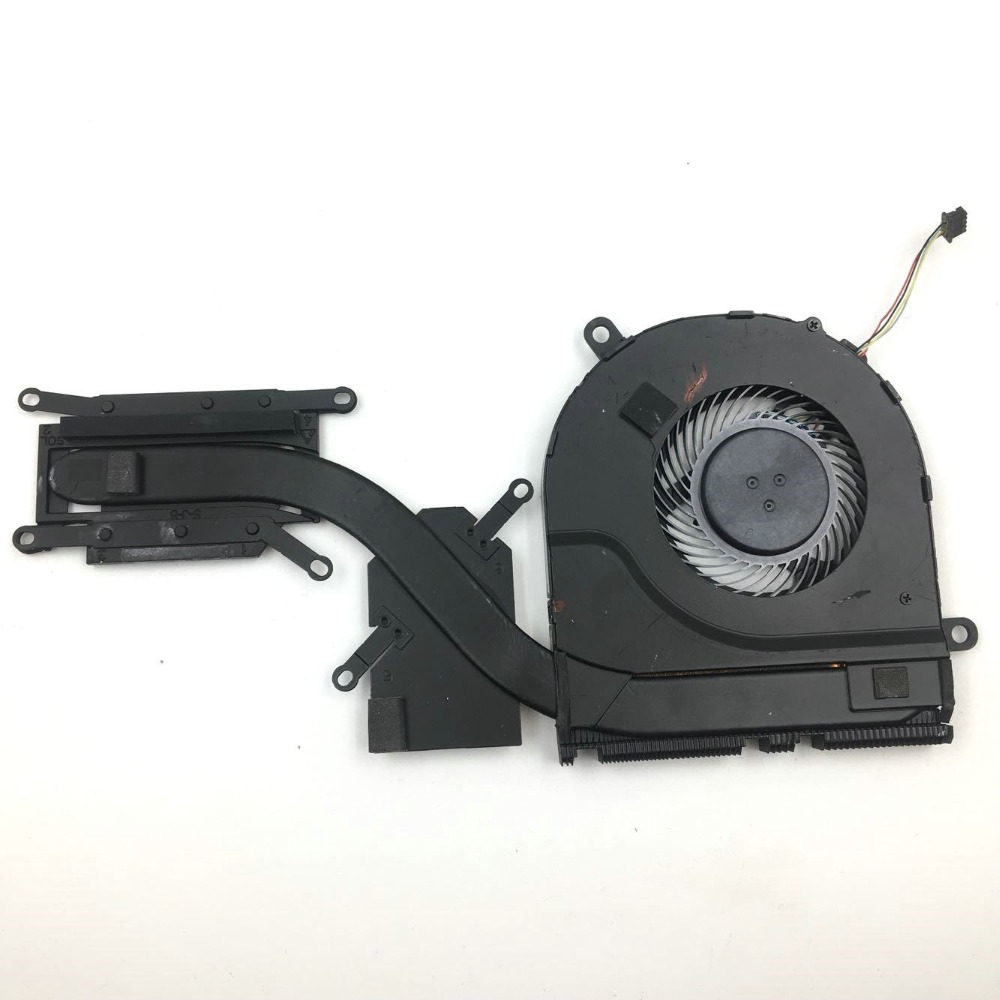 original for Dell latitude E5480 fan cooler heatsink 0KKT6M KKT6M cn 0KKT6M|Sound Cards| |  - title=