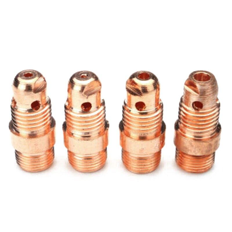 49 шт. TIG Сварочная горелка короткая газовая линза #10 чашка из стекла-пирекс для WP-17/18/26