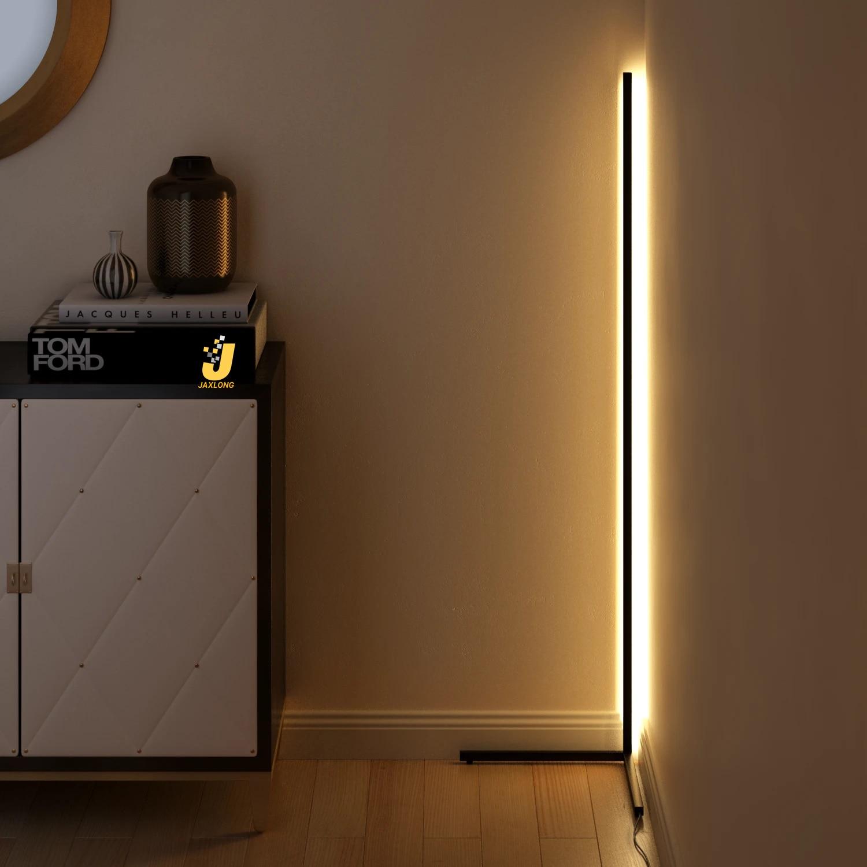 Nordic Creative Floor Lamps Corner Minimalist Floor Light Home Bright Light Bedroom Bedside Standing Lamp Living Room Decoration Floor Lamps Aliexpress