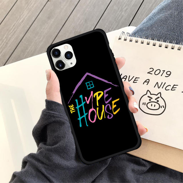 THE HYPE HOUSE THEMED IPHONE CASE (10 VARIAN)