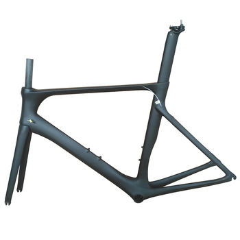 2019 Earrell UD glossy and matte surface road bike bicycle carbon frameset BB86,customzied color frame is available10color 2020 style cycling road bike frame blue camouflage bike frameset v brakes seatpost frok headset made in china free shipping