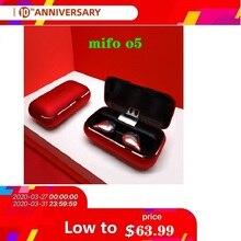 цена на Mifo O5 5.0 True Wireless  Bluetooth  Bluetooth Earphones наушники проводные Earbuds InEar  TWS IPX7 Waterproof Earphones