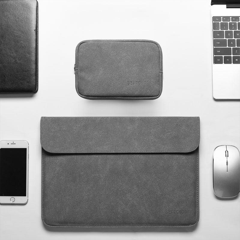 Men Laptop Bag For HUAWEI Honor Magicbook 14 Pro Notebook Bag For Matebook 13 14 E Laptop Case Sleeve For Matebook X Pro D14 D15