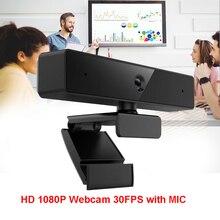 4K HD Pro Webcam 1080P Webcam Tự Động Lấy Nét Full HD, Màn Hình Rộng Gọi Video Và Ghi Âm Phiên Bản Nâng Cấp