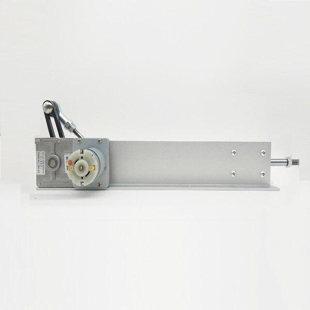 Фото телескопический линейный привод постоянный ток 12 в/24 в металлический цена