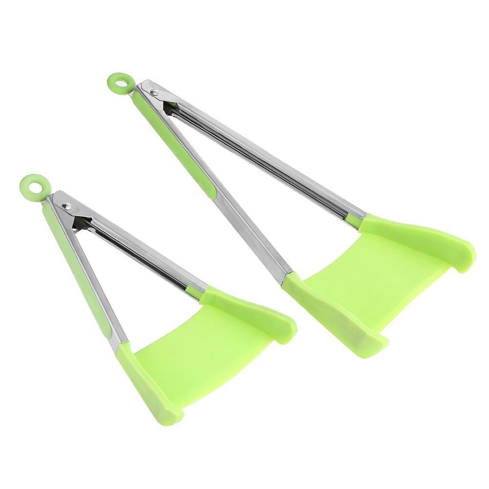 2-in-1 Food Shovel Tongs
