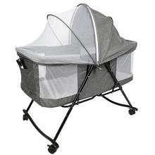 Baby Bed Travel Mosquito Net With Portable Foldable Breathable Infant Sleeping Basket Baby Bed Baby Nest Cribs For Baby Newborn