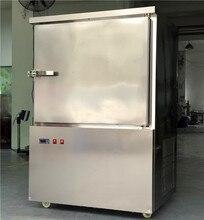 Comercial feito sob encomenda peixe frango sorvete 6 bandejas temperatura máquina explosão chiller choque freezer para peixes cfr livre pelo mar