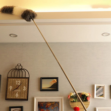 Dust-Duster Microfiber Soft-Brush Clean Household Pole for Retractable 100-Stainless-Steel
