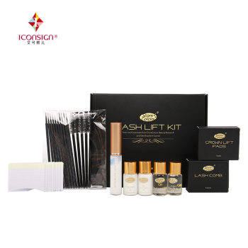 Drop Shipping Quick Perm Lash lift Kit Makeupbemine Eyelash Perming Kit Upgrated Version Lash Lift Kit Can Do Your Logo 3
