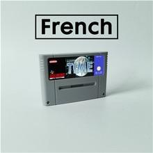 Функция «иллюзия времени» на французском языке, карта для игры, ролевая игра, европейская версия на английском языке, экономия батареи