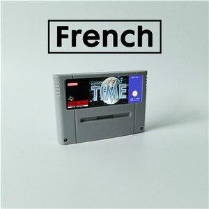 Image 1 - Ilusão de tempo língua francesa rpg cartão de jogo eur versão inglês idioma bateria salvar