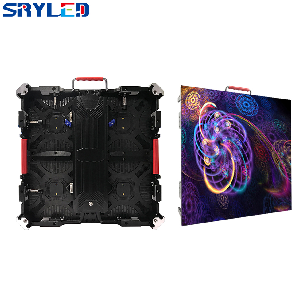New P3 LED Video Panel Wall Indoor High-Res 3840HZ Warranty 500x500mm