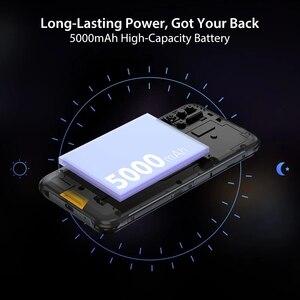 Image 5 - UMIDIGI Bò Rừng 6GB 128GB Chắc Chắn Điện Thoại 48MP Quad Camera Sau 5000MAh 6.3 Inch Android 10.0 4G mạng Điện Thoại Thông Minh NFC