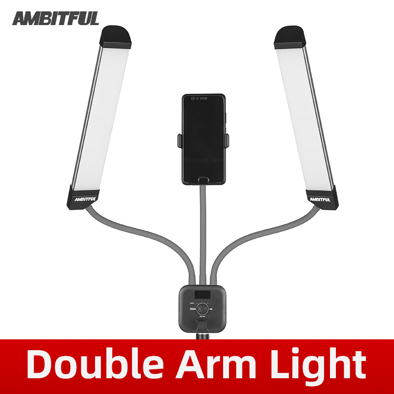 Double Arm Light