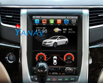 Vertical tesla style Android Car DVD player GPS Navigation for Toyota-Alphard A20 Car Multimedia Touch Screen Radio Car Stereo