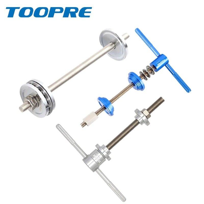 TOOPRE Bicycle Tools Headset Installation Removal Bike Bottom Bracket Cup Press Tool for MTB Road Bike Bicycle Repair Tools