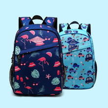 Edison High capacity Schoolbags Cute School Backpack Printed Waterproof Backpack Primary School Book Bags For Teenage Girls Kids