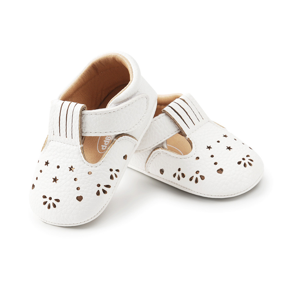 2019 New Baby Girls First Step Shoes Baby Moccasins Soft Bottom Non slip Toddler First Walkers Baby Booties Girls Shoes|First Walkers| |  - title=
