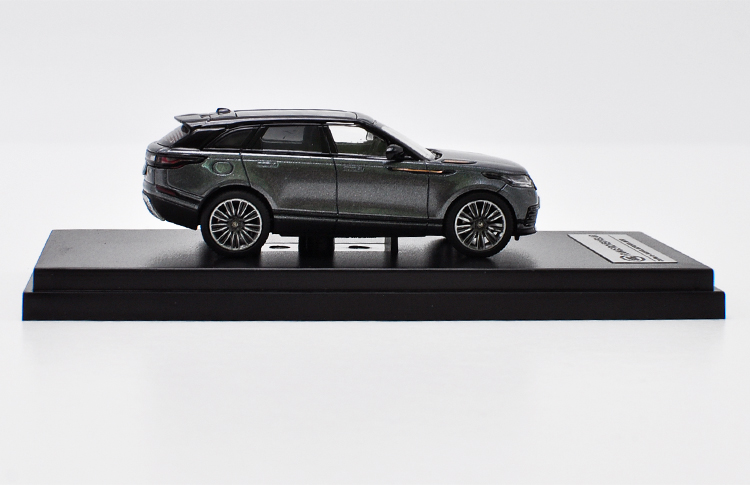 1:64 Diecast Model for LCD Velar SUV Alloy Toy Car Miniature Gifts
