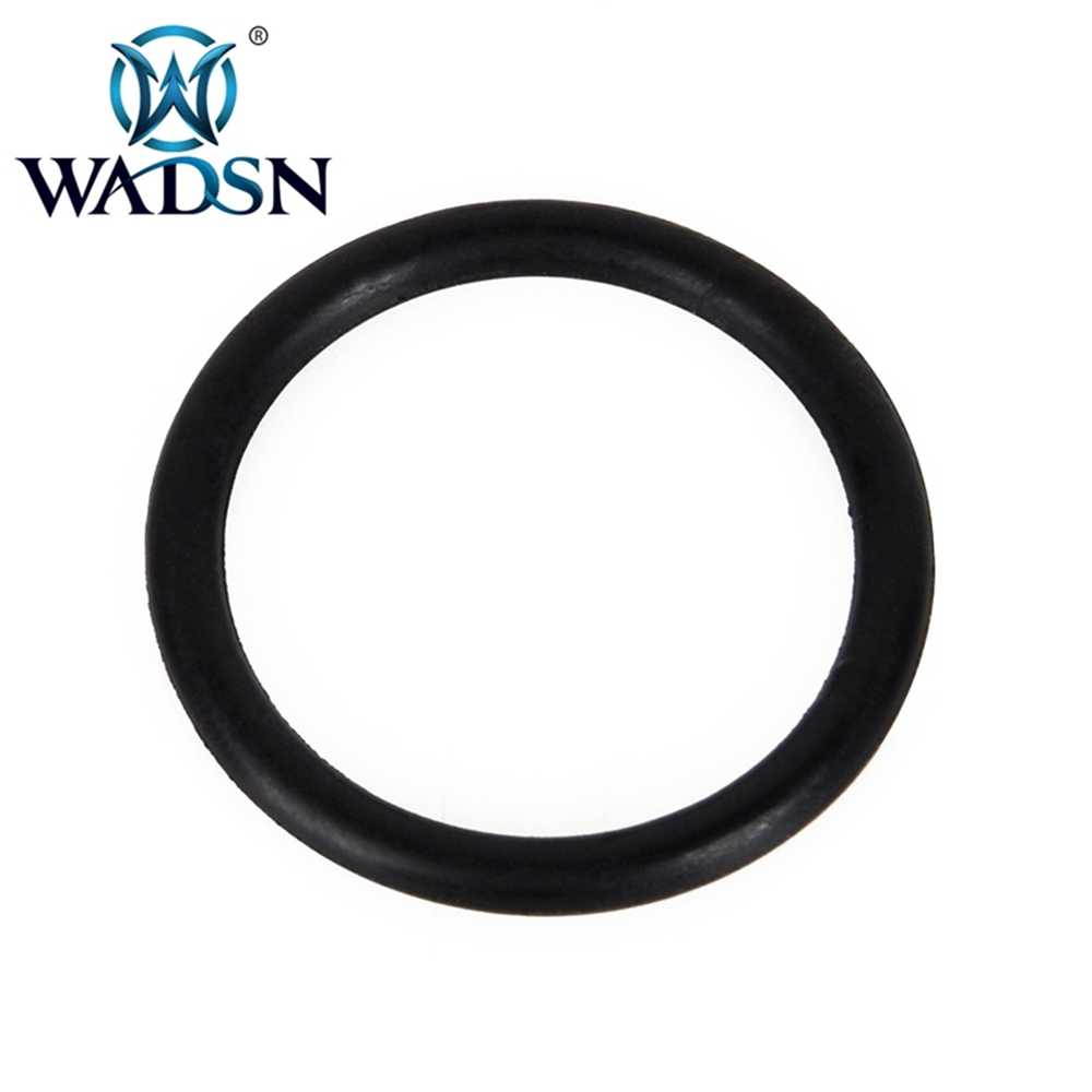 WADSN страйкбол резиновое уплотнительное кольцо стойкое масло и тепло для AEG поршневая головка тактическое уплотнительное кольцо 24*20 см WIN0112 Охотничьи аксессуары