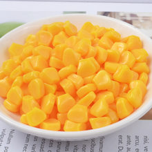 Addition Slime Supplies Accessories Corn Kernels Mold Decoration for Charm Lizun Slime Filler Slime Kids Toys Decoration Gift(China)