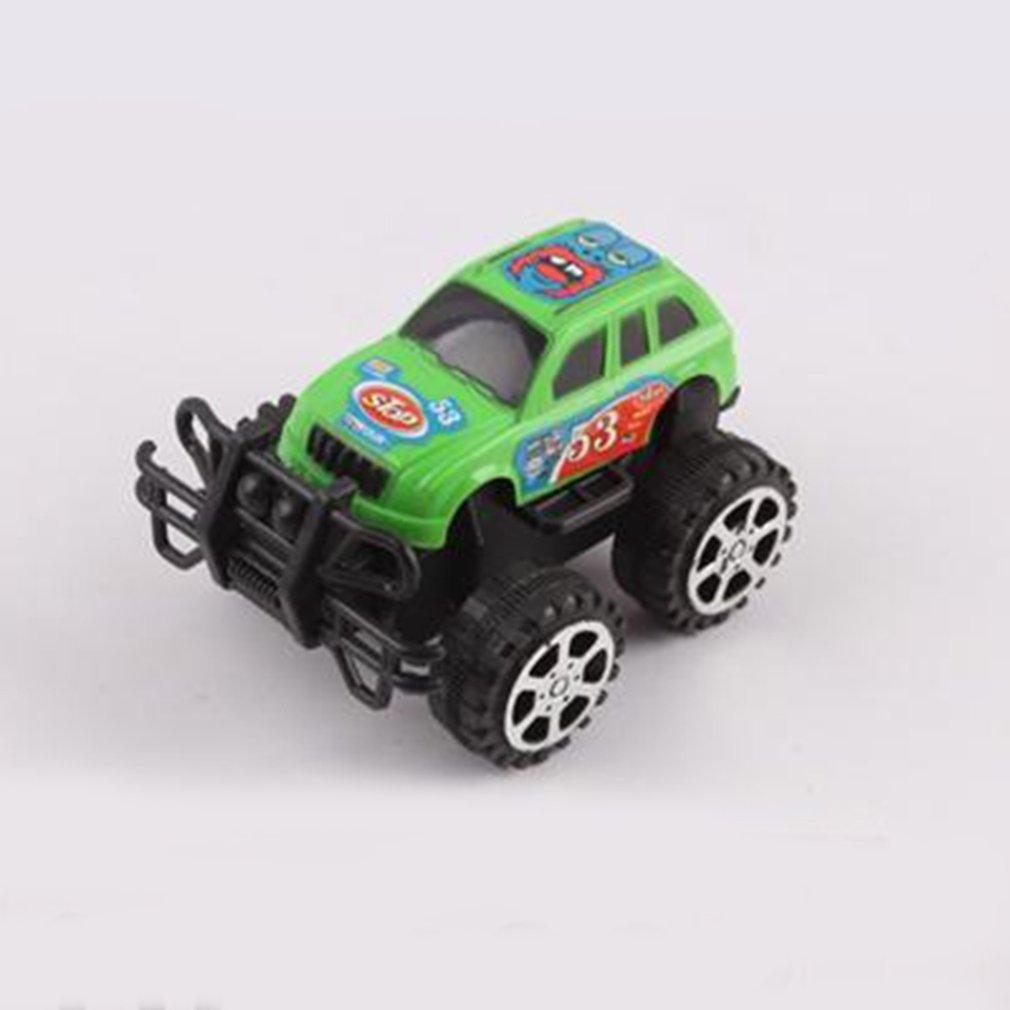 Classic Toys Sports Car Off-road Car Toy Model Sliding Car Random Mixed For Baby Halloween Christmas Birthday Gift