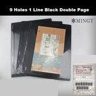 9 Holes 1 Line Pocke...
