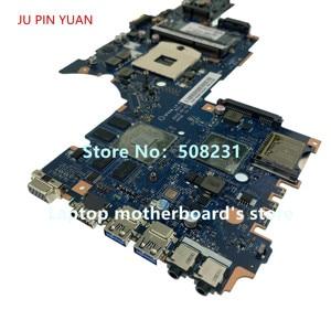 Image 4 - JU PIN หยวน K000135220 LA 8391P เมนบอร์ดสำหรับ Toshiba Satellite P855 P850 แล็ปท็อปเมนบอร์ด 100% ทดสอบ