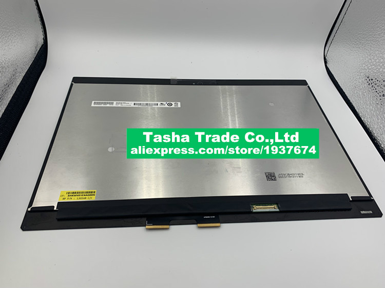 For HP Spectre x360 13 AP 0031TU 13.3 FHD LED LCD Touch Screen Display Assembly Bezel For HP 13 AP B133HAN05.7