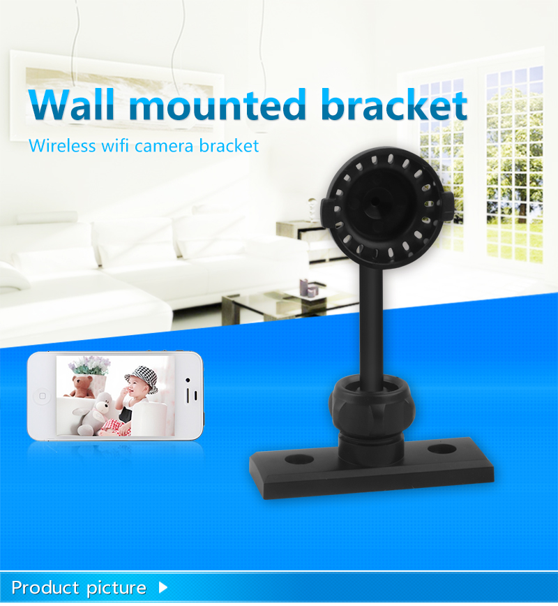 N_eye Camera Bracket Plastic Durable Adjustable CCTV Accessories Camera Support