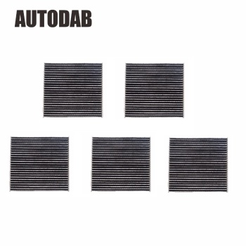 5pcs OEM 7850A002 Factory Outlet Best Activated Carbon Car Cabin Air Filter for MITSUBISHI MIRAGE 177*177*19mm - sale item Auto Replacement Parts
