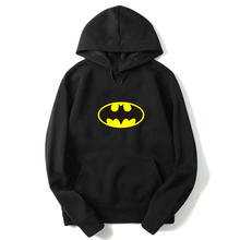 2019 New Batman Print Toddler Boys Hoodies Sportwear Jackets Kids Clothing Baby Girl Sweatshirts Spring Casual Children Tops Hot
