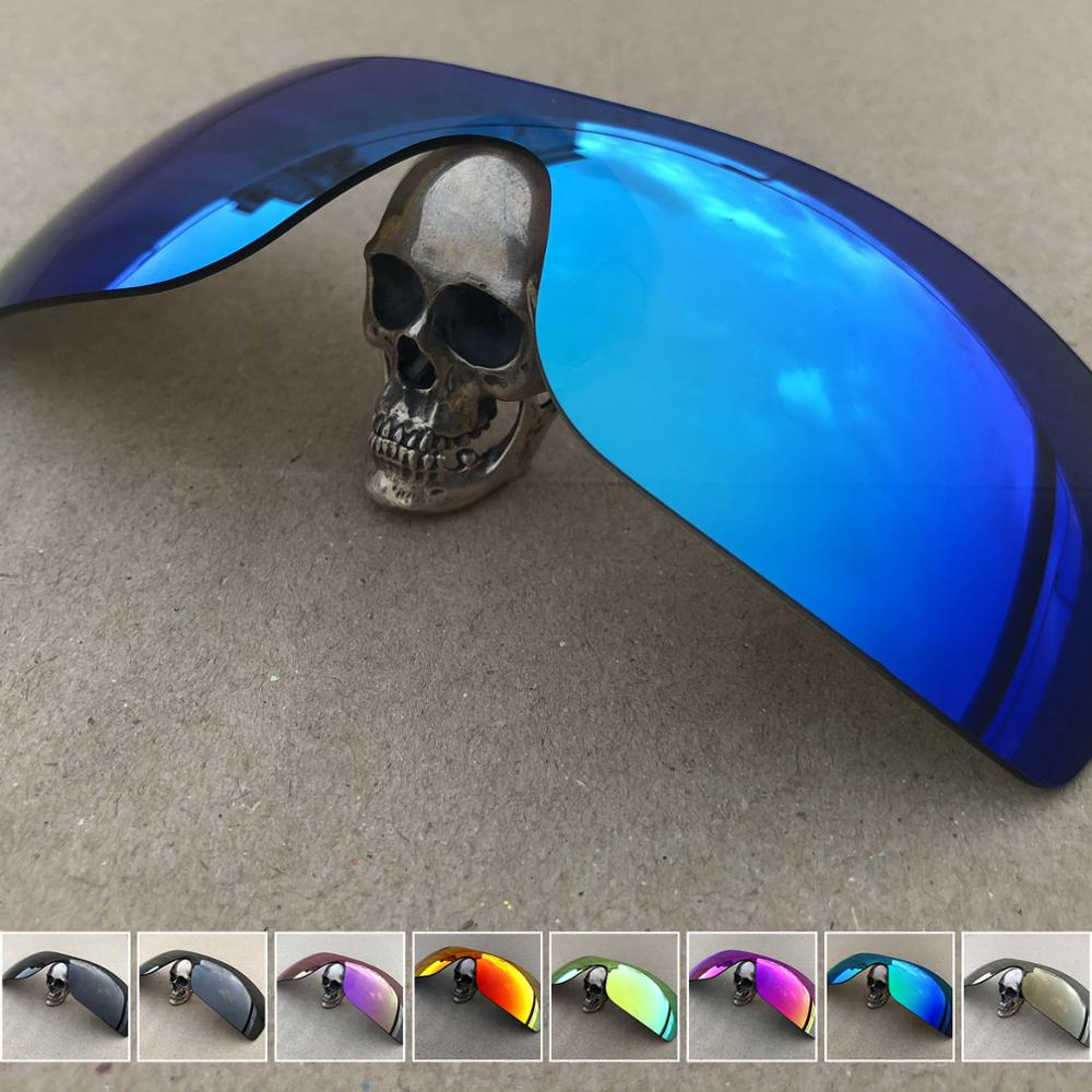 Firtox True Polarized Enhanced Replacement Lenses for-Oakley Batwolf OO9101 Sunglass (Lens Only)-Multiple Options