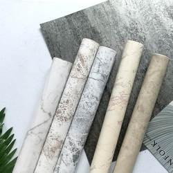 Водонепроницаемые ПВХ мраморные обои самоклеющиеся гостиной спальни Ретро каменный кирпич шаблон цемент клей для обоев