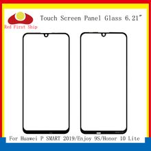 10Pcs/lot Touch Screen For Huawei P Smart 2019 Touch Panel Front Outer Glass Lens Touchscreen Enjoy 9S LCD Glass Honor 10 Lite цена и фото