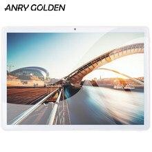 ANRY marka 10.1 inç Tablet PC için küresel Bluetooth Wifi phablet Android 8 MTK çekirdek çift SIM kart 4G LTE telefon görüşmesi tablet 32GB ROM