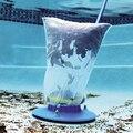 Мини-Джет плавательный пылесос для бассейна плавающие объекты всасывания фонтан марионетка вакуумной чистки косметических кистей инструм...