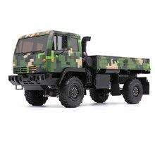 Модель радиоуправляемого внедорожника Orlandoo Hunter OH32M01, комплект для сборки, миниатюрный Электрический Неокрашенный военный грузовик с диста...