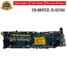 CN-084TCD 084TCD 84TCD FOR Dell XPS 12 9Q33 Laptop Motherboard VAZA0 LA-9262P I5