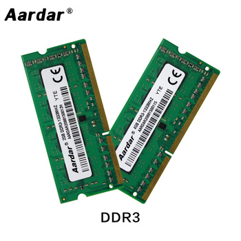 Aardar 2GB 1333MHz 4GB DDR3 For Laptop 4GB 1600MHz 8GB For PC 8GB 1600MHz Memory RAM 1333MHz 8GB Memoria Module Computer 1