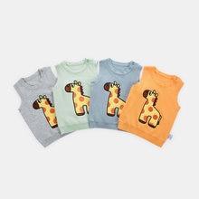 Весенние Новые свитера для маленьких мальчиков ciciibear детская