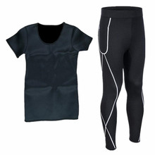 Men Shapers sets compression Long Johns sweat quick dry thermo underwear mens clothing Winter Top quality new thermal Shapewear