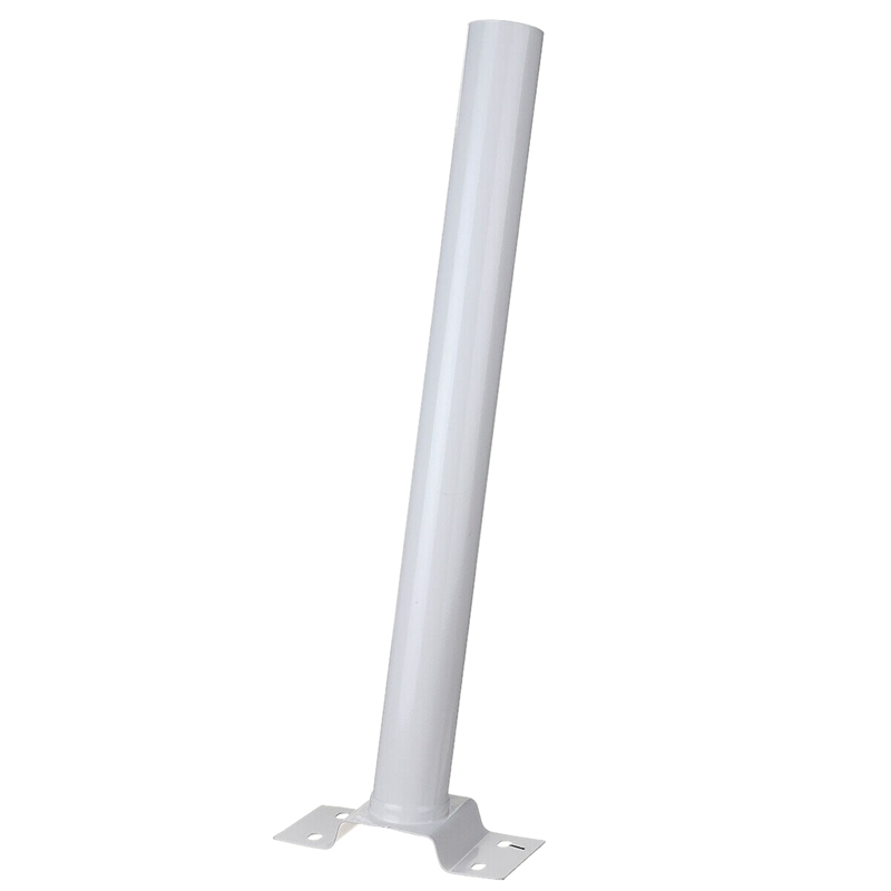 50CM Mounting Pole Support For Outdoor LED Solar Light Street Lamp 40W/90W/120W Light