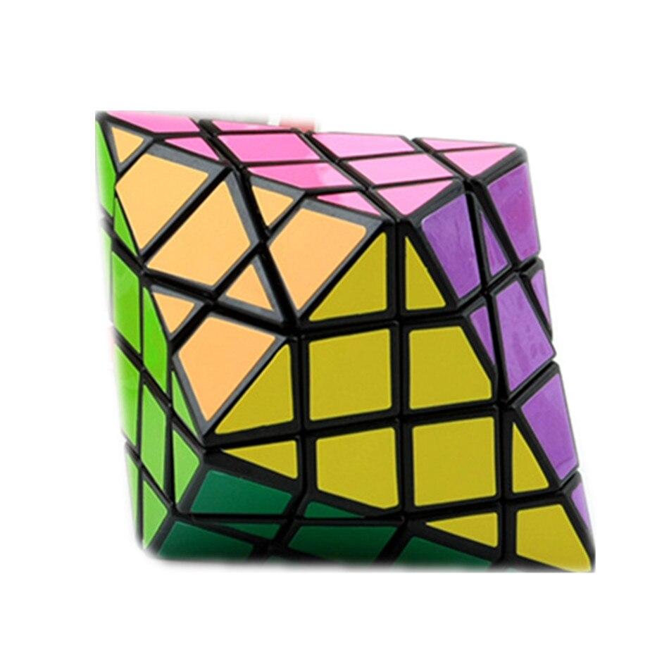 Diansheng 8-corner-only Octagonal Pyramid Dipyramid 4×4 Shape Mode Magic Cube Puzzle Toys for Kids Educational toys img2