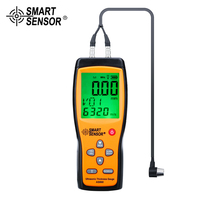 Digital Ultrasonic Thickness Gauge Sound Velocity Meter Steel Tube Metal plastic Glass ceramic Depth Width Measuring Instrument