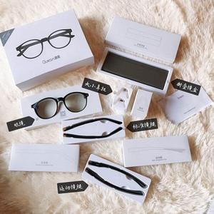 Image 5 - Xiaomi gafas protectoras fotocromáticas Qukan B1 con diseño Modular para la vida diaria, antirayos azules, 35%