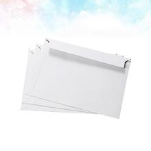 50 sztuk pusta koperta pocztowa zagęścić papierowa torba ekspresowa dostawa torba do pakowania (rozmiar S 16x25cm) tanie tanio CN (pochodzenie) paper envelope packing envelopes express envelopes mailing envelope catalog envelope paper envelope for mailing